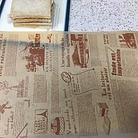 营养美味的芝士肉松三明治(含折纸法)的做法图解11