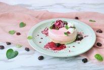 树莓酸奶冻芝士蛋糕(免烤)的做法