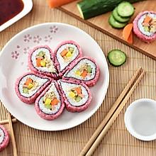 #母亲节,给妈妈做道菜#樱花寿司