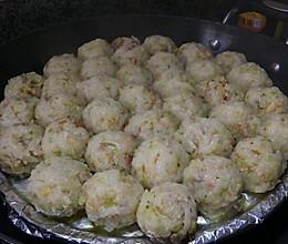 潮汕 菜头丸(白萝卜)的做法