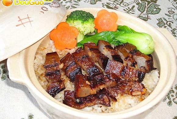 自制腊肉和腊肉饭