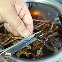 茶树菇竹笙排骨汤—夏日养生的做法图解2