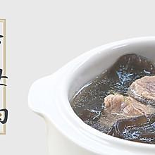 月子餐:木耳益母瘦肉汤(活血化瘀)