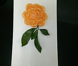 砂糖橘花的做法