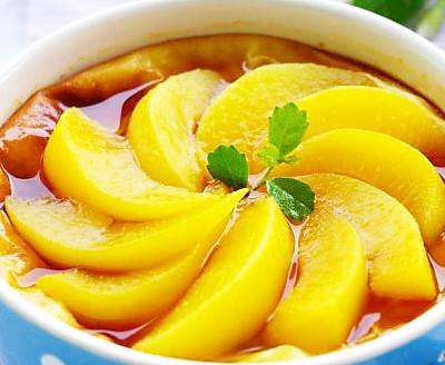 杏桃酸奶布丁蛋糕