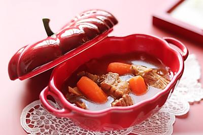 西红柿香草牛腩
