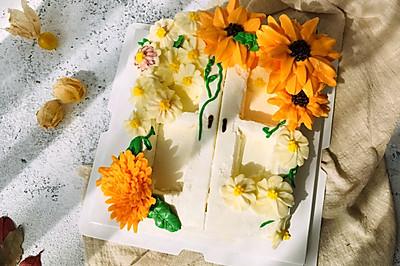 金风玉露#暖色秋季#马卡龙·奶油蛋糕看过来#