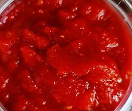 自制番茄酱,酸酸甜甜的,秒杀KFC的做法