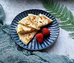 #餐桌上的春日限定#葱香四溢的葱油饼的做法