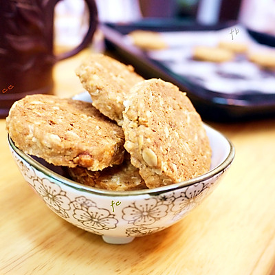 营养燕麦饼干 特别耐饱