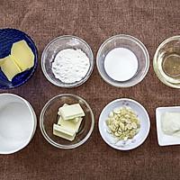 白巧克力布朗尼(布朗尼的简易做法)的做法图解1