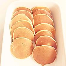 简单好做的香蕉松饼,零基础宝宝辅食菜谱