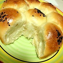 牛奶圆面包