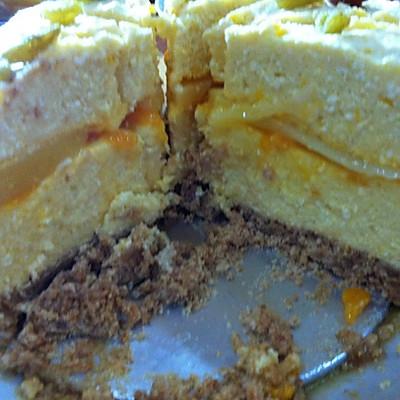 芒果布丁芝士蛋糕