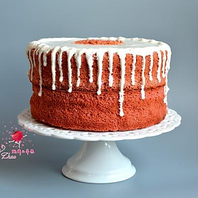 红丝绒夹心蛋糕