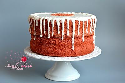 红丝绒夹心蛋糕#豆果5周年#