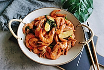 #巨下饭的家常菜#盐焗虾的做法