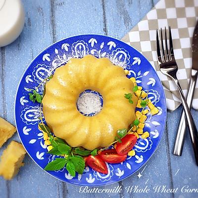 均衡膳食-美式玉米全麦面包