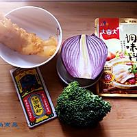 大喜大牛肉粉试用【咖喱牛蹄筋】的做法图解1