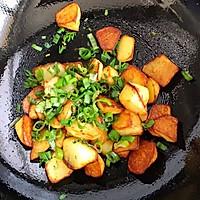 孜然土豆块#樱花味道#的做法图解7