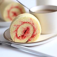 红丝绒小旋风蛋糕卷