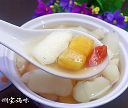 百合淮山番薯糖水的做法