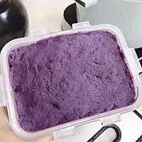 低卡早餐——厚切紫薯香蕉三明治的做法图解5
