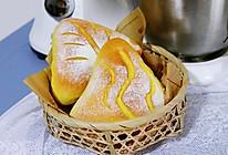 能拉丝的南瓜奶酪夹心欧包的做法