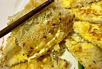 闽南煎面线 鸡蛋煎面线 月子面线的做法