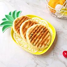 发面葱油饼#换着花样吃早餐#