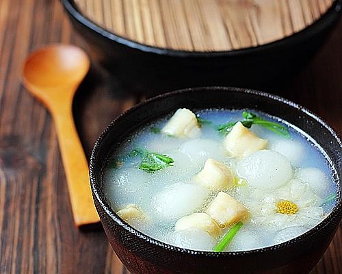 鲜贝冬瓜汤的做法