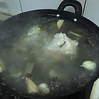 菁选酱油试用之骨汤杂蔬面的做法图解1