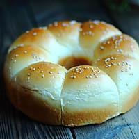 花环三明治面包的做法图解13