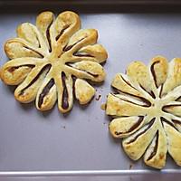 枣花形豆沙面包的做法图解8