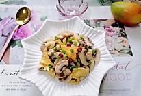 #巨下饭的家常菜#口蘑炒蛋的做法