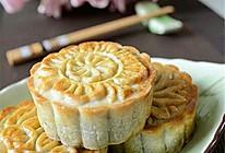 手工月饼完全攻略:广式绿豆沙月饼的做法