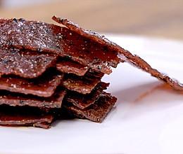 猪肉脯|美食台的做法