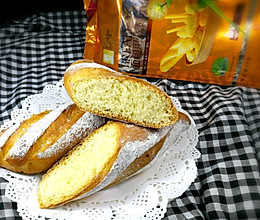 麦香法棍面包的做法