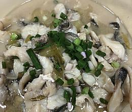 酸菜鱼(不辣)的做法