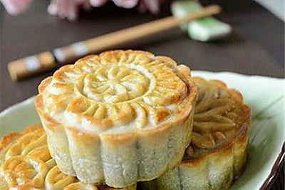 手工月饼完全攻略:广式绿豆沙月饼