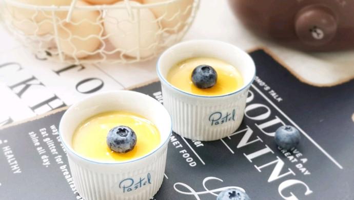 香浓丝滑——牛奶炖蛋