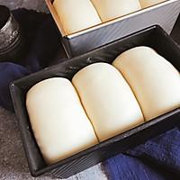 软到不知所措的北海道吐司 大名鼎鼎的面包(波兰种)的做法图解19