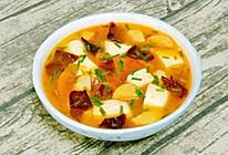 #我的养生日常-远离秋燥#番茄鱼丸豆腐汤的做法