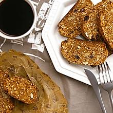 意式燕麦脆饼   太阳猫早餐