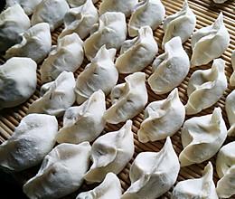 小白菜猪肉水饺的做法