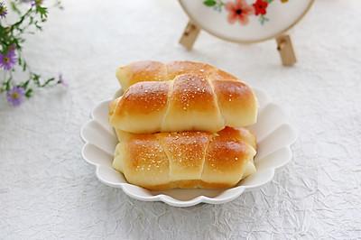 日式海盐面包卷