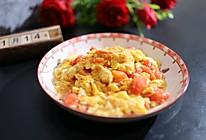 #福气年夜菜#西红柿炒鸡蛋的做法