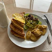 十分钟的早餐