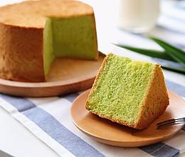 来自东南亚的神奇香草蛋糕—斑斓戚风的做法