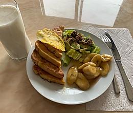 十分钟的早餐的做法